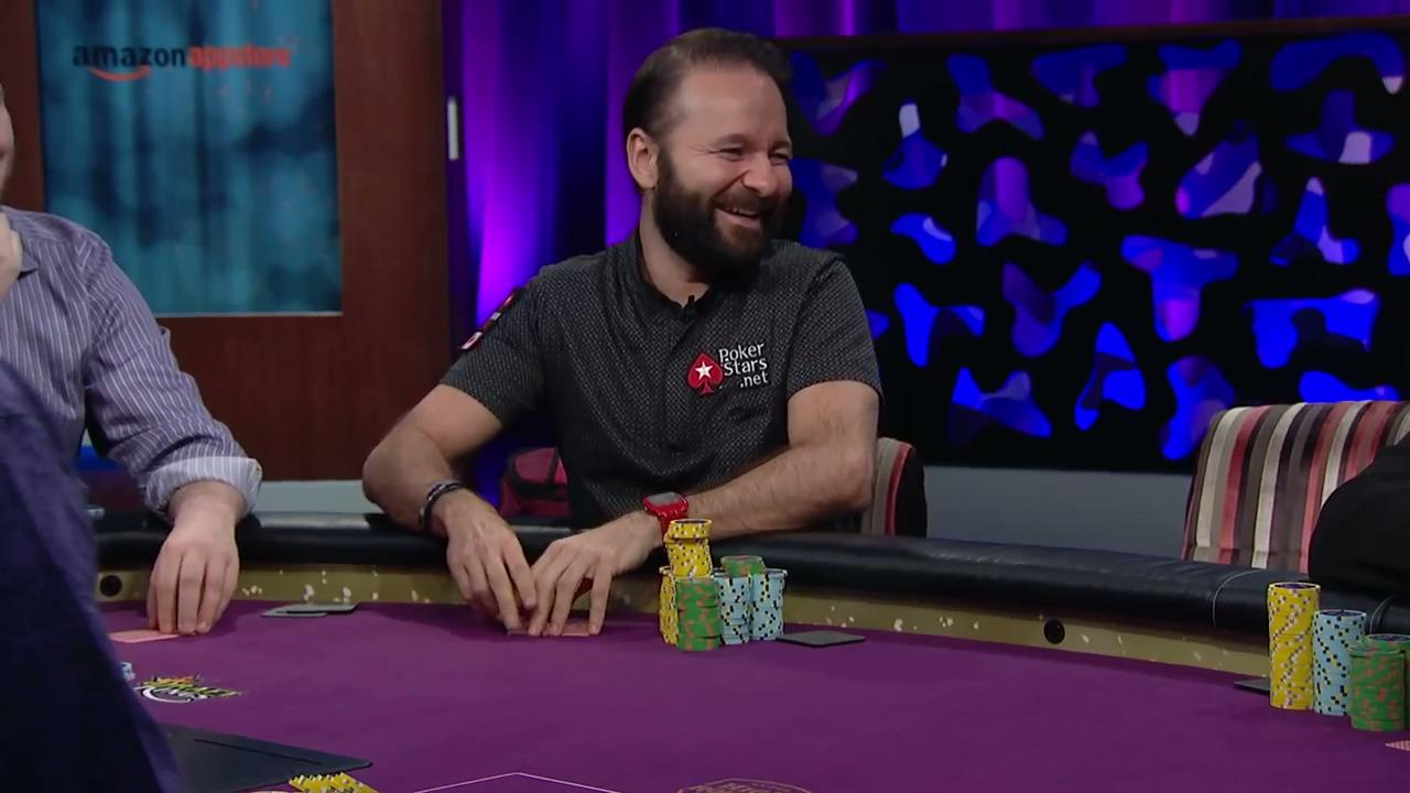 Story Time with Daniel Negreanu 2015 Super High Roller Bowl