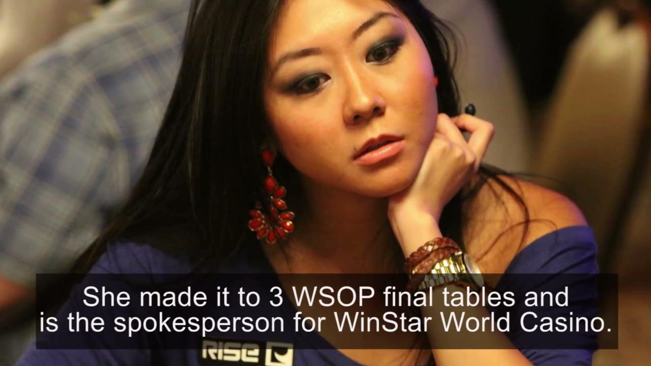 Top 10 Female Poker Players - Part 1