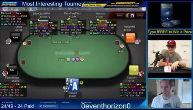 Universal Championship of Online Poker - Highlight Reel