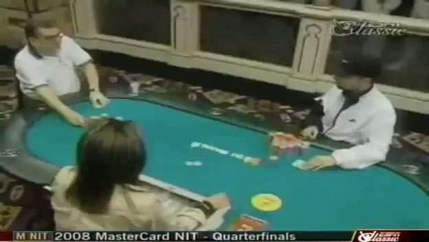 USPC 1999 final hand Negreanu vs Bonetti