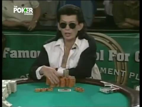 WSOP 1998 final hand Nguyen vs McBride