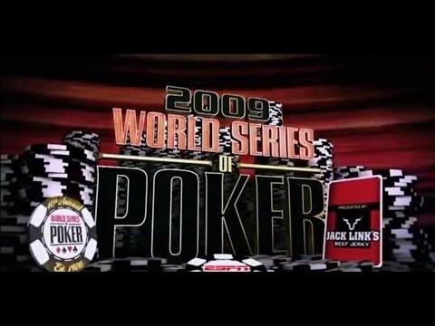 WSOP 2009 ME Final Table