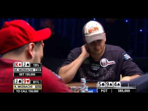 WSOP 2010 $50K Players Championship Episode 1