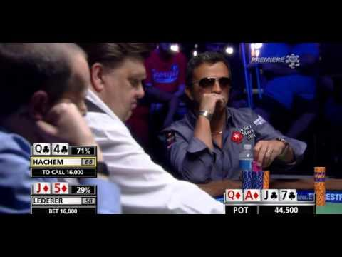 WSOP 2010 $50K Players Championship Episode 4