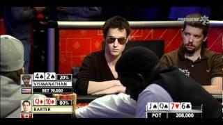 WSOP 2011 - Main Event Part 10