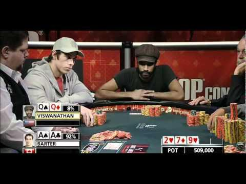 WSOP 2011 - Main Event Part 11