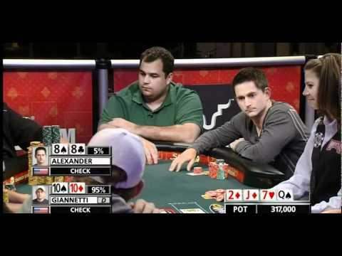 WSOP 2011 - Main Event Part 12