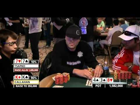 WSOP 2011 - Main Event Part 13