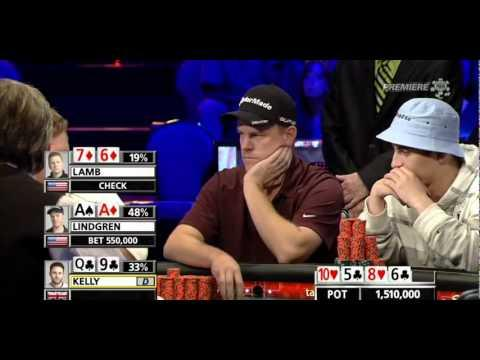 WSOP 2011 - Main Event Part 16