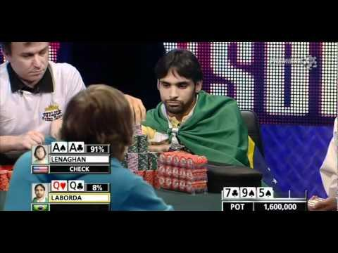 WSOP 2011 - Main Event Part 18