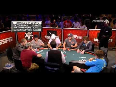 WSOP 2011 - Main Event Part 21