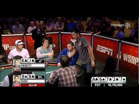 WSOP 2011 - Main Event Part 22