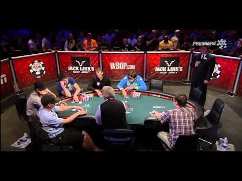 WSOP 2011 - Main Event Part 24