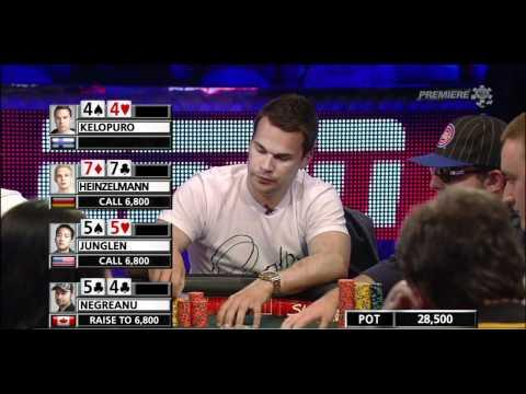 WSOP 2011 - Main Event Part 4