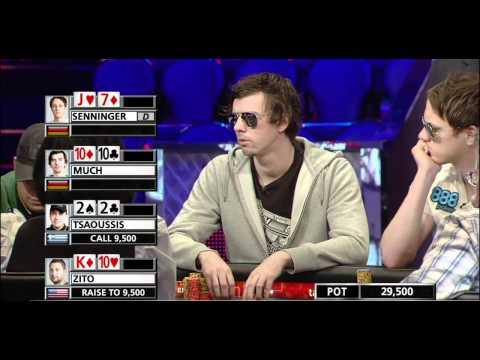 WSOP 2011 - Main Event Part 5