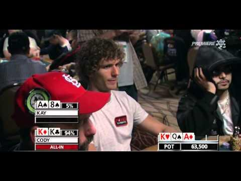 WSOP 2011 - Main Event Part 6