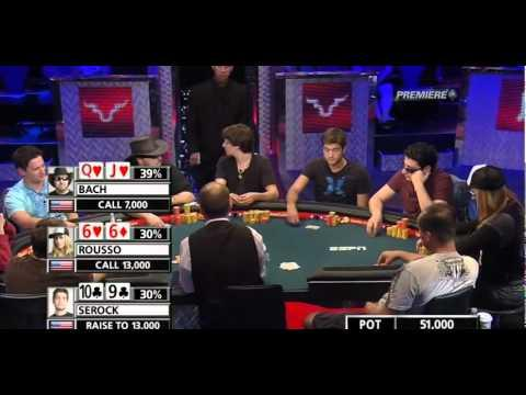 WSOP 2011 - Main Event Part 7