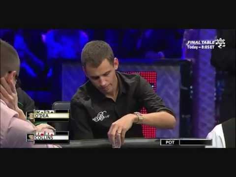 WSOP 2011 Main Event Final Table - Part 6