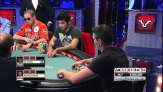 WSOP 2012 Final Table - Part 2