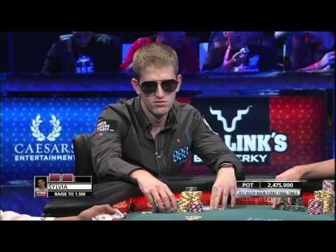 WSOP 2012 Final Table - Part 3