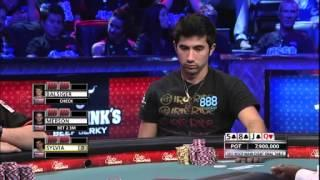 WSOP 2012 Final Table - Part 7