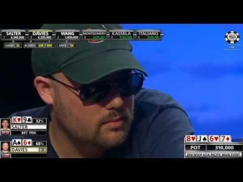 WSOP 2014 - Asia Pacific Main Event Final Table - Part 4