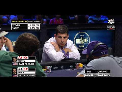 WSOP 2014 - Big One for One Drop - Episode 1/6