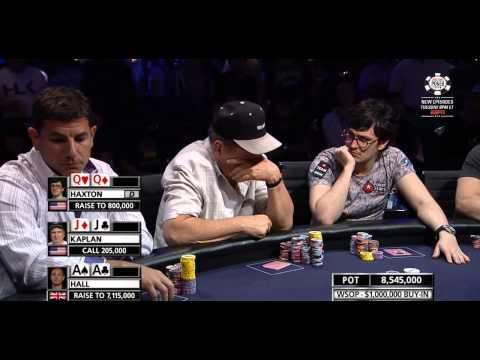 WSOP 2014 - Big One for One Drop - Episode 2/6