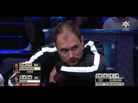 WSOP 2014 - Big One for One Drop - Episode 5/6