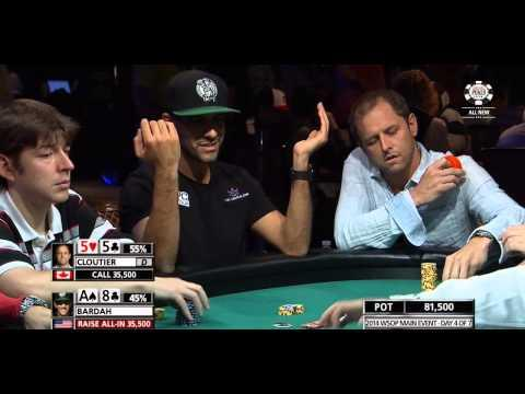 WSOP 2014 - Main Event - Episode 1