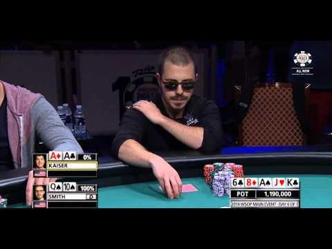 WSOP 2014 - Main Event - Episode 10