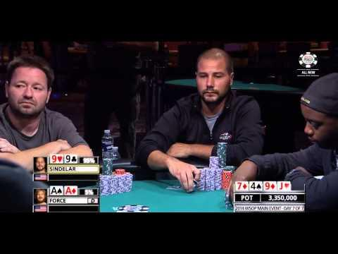 WSOP 2014 - Main Event - Episode 11