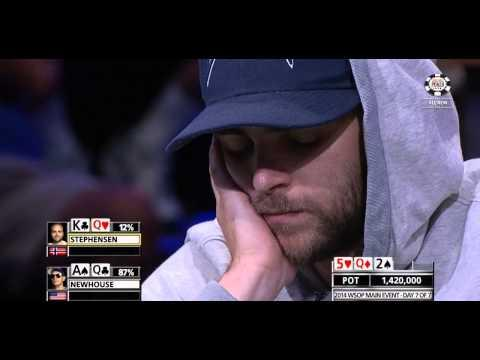 WSOP 2014 - Main Event - Episode 12