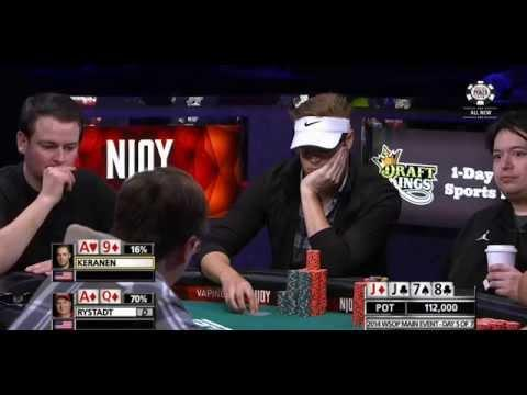 WSOP 2014 - Main Event - Episode 3