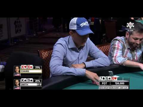 WSOP 2014 - Main Event - Episode 4
