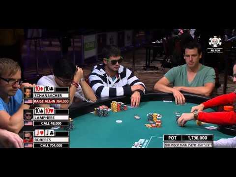 WSOP 2014 - Main Event - Episode 5