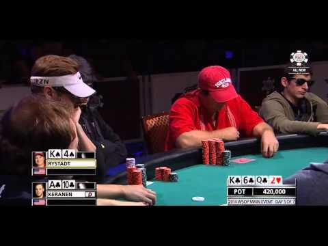 WSOP 2014 - Main Event - Episode 6