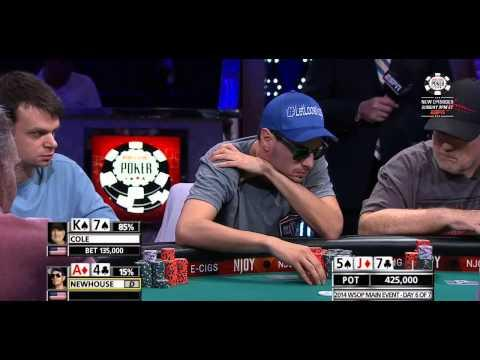 WSOP 2014 - Main Event - Episode 7