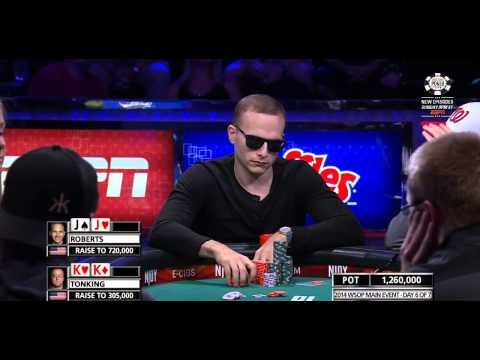 WSOP 2014 - Main Event - Episode 8