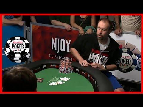 WSOP 2015 - $10,000 HORSE Final Hand