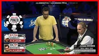 WSOP 2015 - Connor Berkowitz wins Event #66: $777 LUCKY SEVENS NLH for $487,784