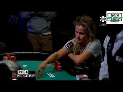 WSOP 2015 - De Melo vs Lau