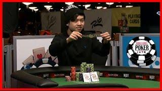 WSOP 2015 - Duong wins Event #62: $1,500 Bounty