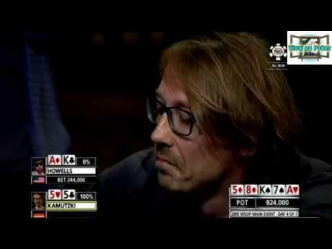 WSOP 2015 - Horrible Play