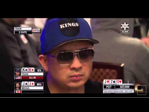 WSOP 2015 - Main Event Ep02
