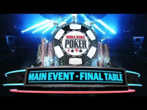 WSOP 2015 - Main Event Final Table - Day 2 (2/5)