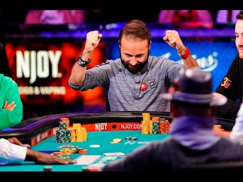 WSOP 2015 National Championship Final Table