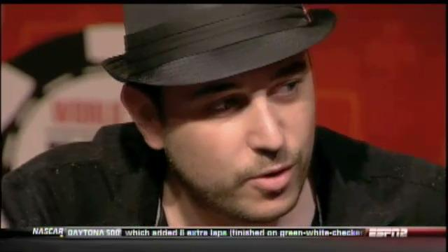 WSOPE - Controversial Hand Between Levi And Fleyshman