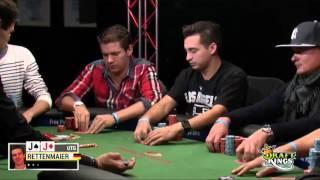 WSOPE 2015 - €2200 6-Max NL - Part 1
