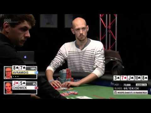 WSOPE 2015 - €2200 6-Max NL - Part 4